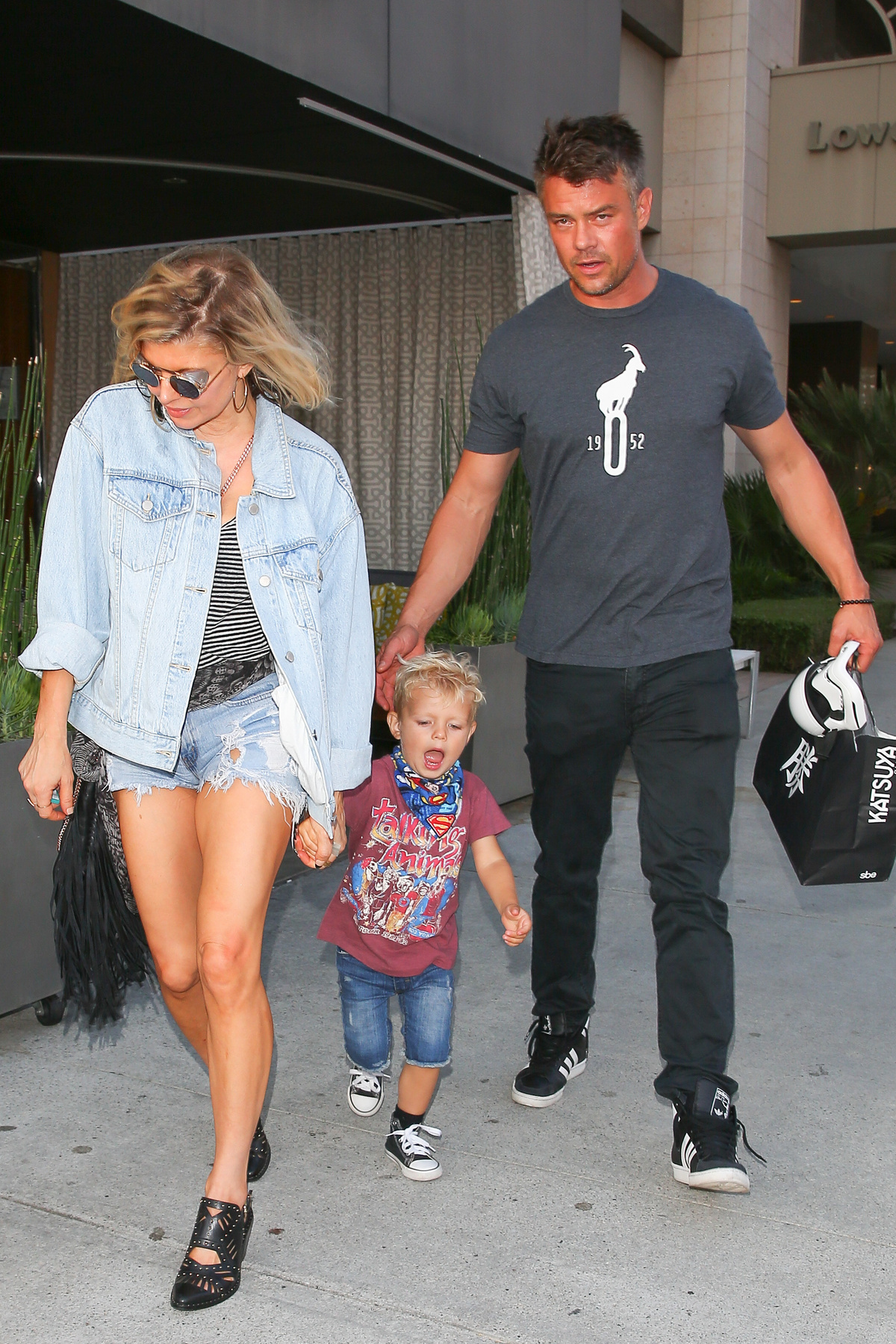Velvet – Fergie és Josh Duhamel fia, Axl – Galéria Josh Duhamel