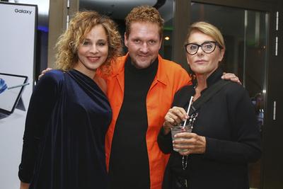 A múlt héten Budapesten volt Lakatos Márk divatbemutatója, ahol többek között Ónodi Eszter és Pataki Ági is jelen volt.