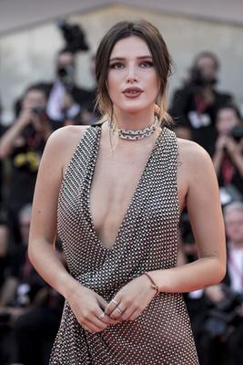 Mailtin Ward 2013-ban. A sorozatszínésznőről ekkor nem sokan gondolták volna, hogy hat évvel később beáll pornózni.