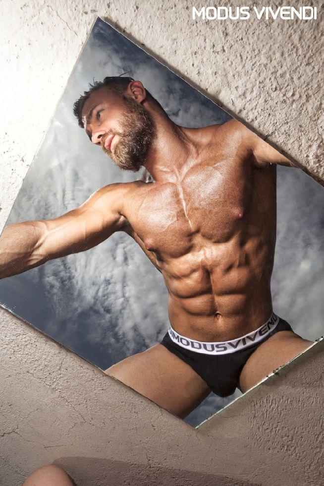 A modell neve Konstantin Kamynin