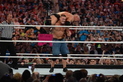 Köszönjük, John Cena