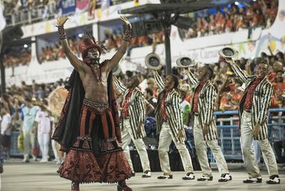 Így karneváloztak idén Rióban