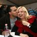 Gombos Edina és férje
