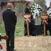 Békésen, incidens nélkül zajlott a temetés