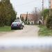 A kulcsi Hegyalja utca, ahol a ház is található, amiben H. Csanád Jutas gyilkolt.