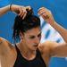 Stephanie Rice ausztrál úszónő hónaljtetkója.