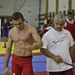 Nincs okunk szégyenre, hisz itt van nekünk a bronzérmes Csonti (alias Módos Péter) és ötkarikás tetkója.