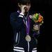 Némi bizonytalanság övezi a japán pingpongozót, Kaszumi Isikavát: örömkönnyek ezek vagy a bánat patakja csordogál?
