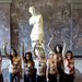 Kirándulás a Louvre-ba