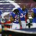 A Buffalo Bills-Seattle Seahawks amerikaifoci-meccs is gyászszünettel kezdődött Torontóban.