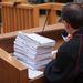 A vádiratot az első tárgyalási napon ismertette az ügyész.