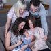 A három nővér, a férj és a gyerek