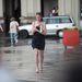 A Belgrád rakpart környékén is zuhogott az eső