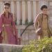 SPOILER: a helyszínen látottak alapján arra következtetünk, hogy ottjártunkkor Joffrey király és Margaery Tyrell esküvőjét forgatták