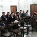 Délután a tanúk meghallgatásával folytatódott az eljárás.