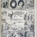 Az Illustrated Police News c. hetilap egyik oldala 1888-ból