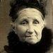A kép 1896-ban készült a 68 éves Jane Flintről, akit lopásért tartóztattak le.