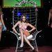 Bikinis lányok és szexista beszólások a Miss Winterface döntőjében.