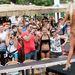 A partizók imádták a Balaton Soundon tartott Miss Bikini fitnesz szépségverseny indulóitl.