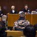 A tárgyalások és a döntés indoklása az ügy jellegére és a kiskorú sértettekre való tekintettel nem voltak nyilvánosak