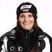 A német Christina Geiger egy 2010-es fotón. Pont a téli olimpia kezdetén, február 6-án tölti be a 24-et.