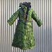 Vasárnapi ruha, alapanyagok: babér és más levelek, csipkebogyó, tüskék