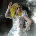 Lady Gaga új színt vitt a parókabizniszbe 2010-ben