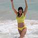 Stephanie Seymournak kifejezetten jól áll a citromsárga
