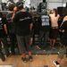 MTV Headbangers Ball: terepszínű gatya, plusz a kedvenc zenekar nevével ellátott fekete póló.