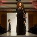 A báli szezonra a klasszikus fekete ruhát is tervezett Benes Anita