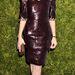Carey Mulligan a Vogue Fashion Fund Awards vacsorájára érkezett bőrben.