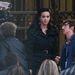 Katy Perry pufidzsekiben látogatott budapesti klipforgatására.