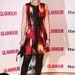 Lilu ebben a vöröses ruhában vette át a legjobb műsorvezetőnek járó talpas téglalapot.