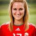 Az 1987-es születésű Jakab Réka a középpályán játszik. Hat évvel ezelőtt mutatkozott be a válogatottban, amikor Magyarország 3-0-ra kikapott Ausztriától. Na, puff neki.