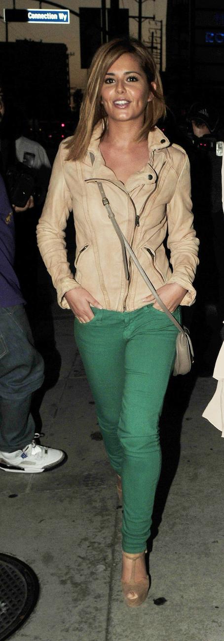 Jenna Dewan is kajálni volt