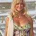 Goldie Hawn.