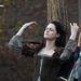 Forgatási fotók Kristen Stewart Hófehérkéjéről