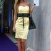 Még egy sárga ruha a glammodellltől.