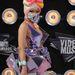 2011. augusztus 28. - Nicki Minaj az MTV Video Music Awardson
