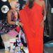 2011. augusztus 28. - Nicki Minaj Beyoncé mellett az MTV Video Music Awardson