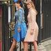 2011. április 29. - Eugenie és Beatrice hercegnő a királyi esküvőn