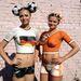 Németországot és Hollandiát ruha nélkül képviseli Helga és Hildeke.