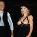 1992 - Madonna és Jean Paul Gaultier egy jótékonysági divatbemutatón