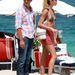 Candice Swanepoel Miamiben strandolt a héten