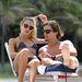 Candice Swanepoel Miamiben strandolt a héten - szerelmével