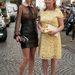 Nicky Hilton és Kathy Hilton  - Párizsi Divathét - Valentino  haute couture bemutató