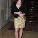 Christina Hendricks  - Párizsi Divathét - Versace haute couture bemutató