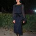 Dita Von Teese - Párizsi Divathét - A Berluti vacsoraestélye