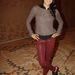 Michelle Rodriguez (színésznő) mintha tíz fokkal melegebbre számított volna, és ezért valahonnan szerzett egy pulóvert