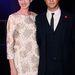 Anne Hathaway a Sötét lovag - Felemelkedés európai premierjét követő partin
